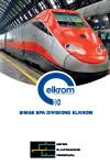 Folder di presentazione Elkrom - Edizione italiana, marzo 2019